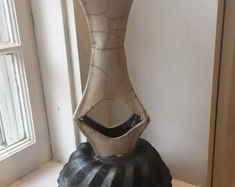 Raku Sculpture