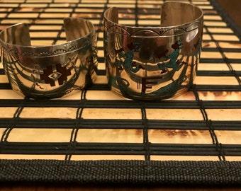 Vintage Native American Bracelets