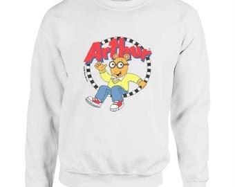 Arthur Cartoon Sweater