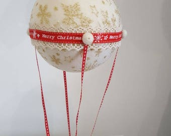Christmas balloon-hand-made decoration-Christmas