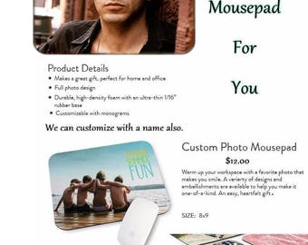 Al Pacino Mousepad #55