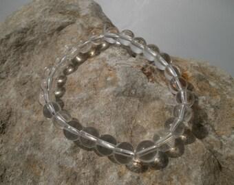 Mountain Crystal Bracelet 8 mm #003