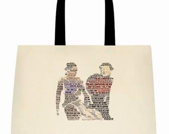Rey/Kylo Ren Tote Bag
