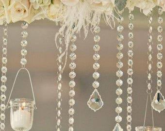 10 SALE Hanging Votive Holder Candle Holder Tea Light Centerpieces Wedding Centerpiece Floral Arrangements Wholesale Candle Holders Shipping