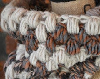 Cluster Cowl (Cream)