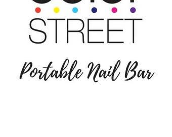 Color Street Portable Nail Bar