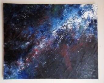 Painting, acrylic, painting, art, art