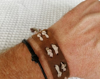 2 for 1 price, Unisex Bracelets, Men's and Women's jewelry, Gift For Him or Her, Adjustable Bracelet, Bracelet For Men or Women, N-003