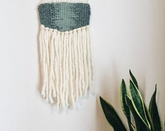 Small Test Weaving