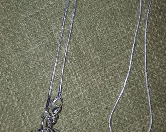 Crystal Necklace Lapis Lazuli