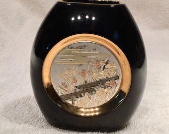 Art of Chokin Vase