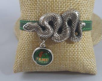 FAMU spirit bracelet