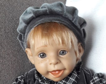 Beautiful character doll of the brand Panre. Made in Spain