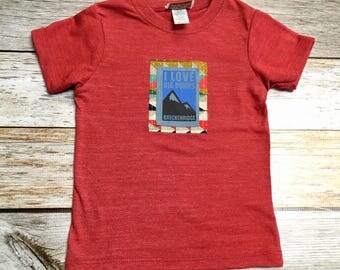 "Baby ""I Love Big Dumps"" T-shirt- Toddler Boy Gift-Infant shower gift-Baby Girl"