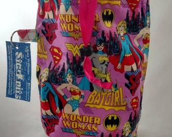Girl Power WIP Bag