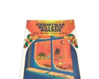 Christmas Bulletin Boards | Christian Activity Book For Ages 5-13 |
