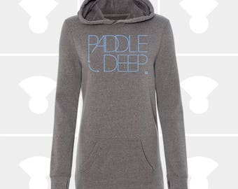Paddle Deep - Sweatshirt Dress