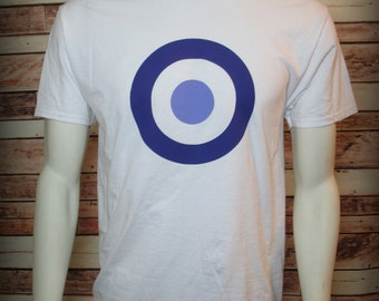 Hawkeye Purple Target Clint Barton Cosplay T-Shirt