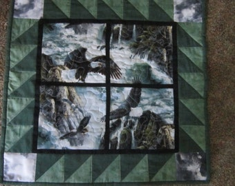 Eagle Wall Quilt