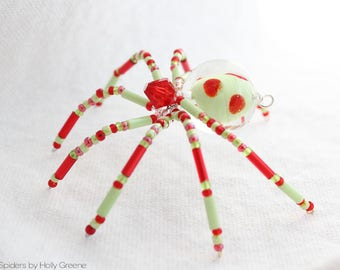 Christmas spider | Etsy