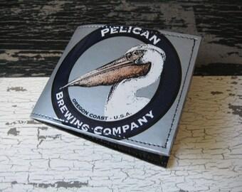 Pelican Silver Spot IPA Bi-Fold Beer Wallet