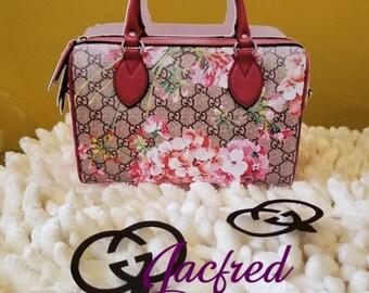 Designer Inspired Bloom favor bag (set of  5)