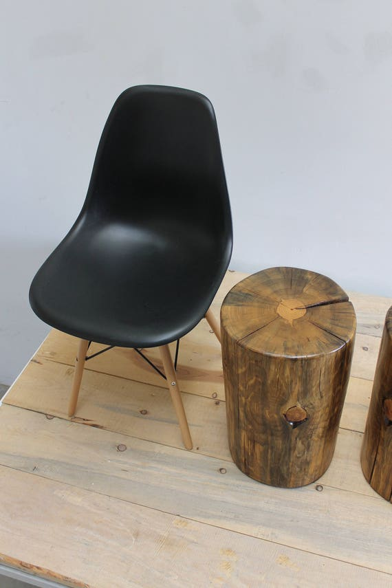 Tree Stump Table Modular Stool