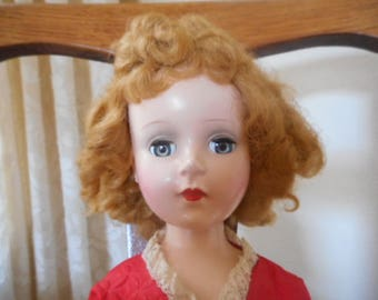 Sweet Sue American Character Walker Doll Marked A.C. 1953