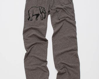 Elephant Pants, Lounge Pants, Weekend Pants, Yoga Pants, Gym Pants