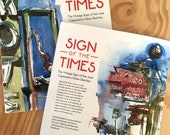 Urban Sketches Book: Sign of the Times