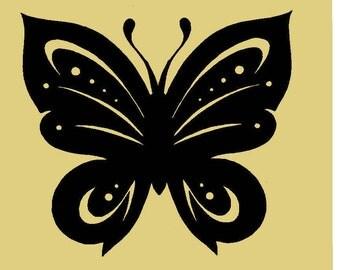 Butterfly, Yard Art, Garden, Metal Art, Home, Wall decor