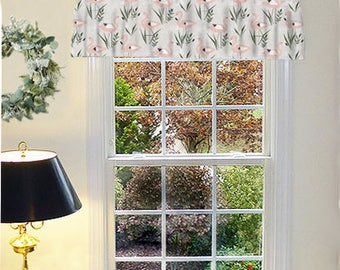 Window Valance - Kitchen Window Valance - Living Room Window Valance