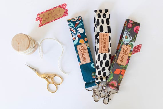 Bundle of 3 Key Lanyards | Choose Your Bundle of Key Chains