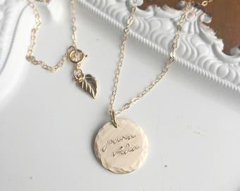 Pura Vida . Pura Vida Jewelry . Costa Rica . Gold Jewelry . Leaf Charm . Handmade Jewelry . Personalized Jewelry . Custom Jewelry .