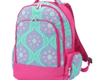 Marlee Backpack * Monogrammed FREE * / Large Girls Backpack / Personalized Backpack / Back to School Gear / FREE Personalization