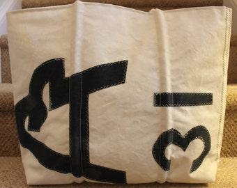 Recycled sail bag
