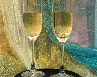 SPIEGELAU Champagne Flutes-Custom