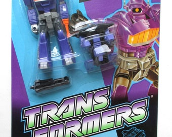 SHOCKWAVE Transformers Action Masters, G1, Mint on Card, 1989 Transformers G1