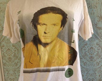 Don Henley End of the Innocence Concert Tee (free shipping)