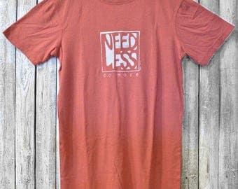Men's Graphic Tee, Organic Clothing, Urban Tshirt, Inspirational Tshirt, Organic Cotton T-shirt, Bamboo Tee Shirt, Typography Shirt, DO MORE