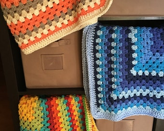 Toddler Blanket / Couch Throw