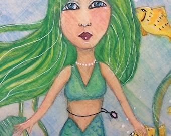 Clara, Beauty of the Sea