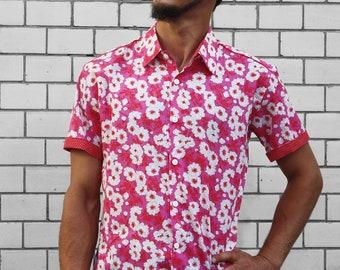 Japanese floral shirt - BAÏSAP tvMnAECVv