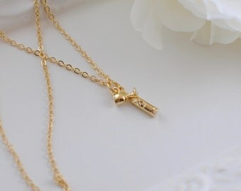 The Cordelia Necklace - Gold