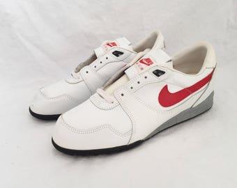 vintage nike air commander turf shoes mens size 12 deadstock NIB 1990