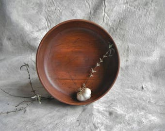 Rustic (re)Designed Wood Bowl