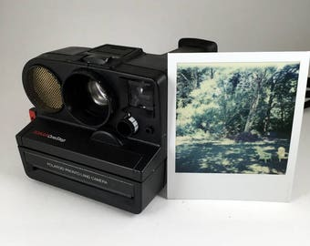 Polaroid Sonar One Step SX-70, tested working
