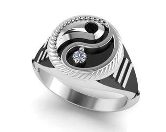 YinYang ring