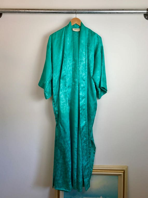 Vintage Women's Christian Dior Robe