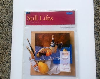 Walter Foster Still LIfes   Oil    Learn to Paint